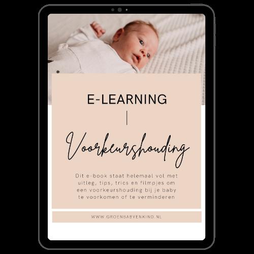 e-book voorkeurshouding baby oefeningen