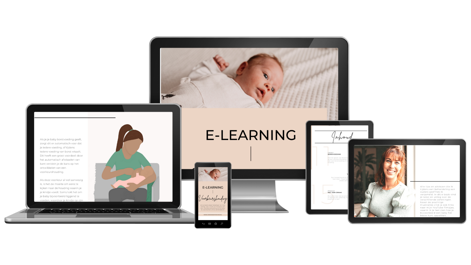 E- book Voorkeurshouding