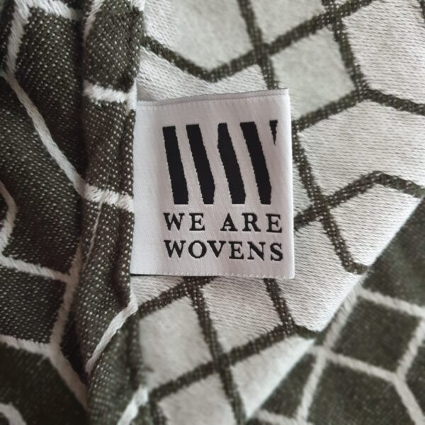 We Are Wovens Mixite Moss